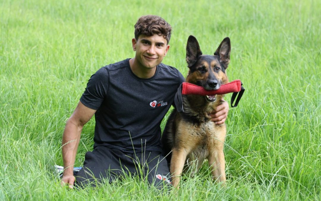 CRAIG OGILVIE IS COMING TO WAGGY TAIL FARM!